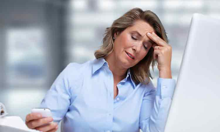 Preventing Migraine Symptoms At Workplace