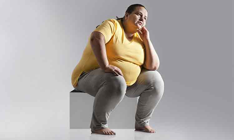 Obesity & Its Homeopathic Treatment
