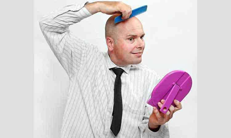 Stop Believing These Baldness Myths