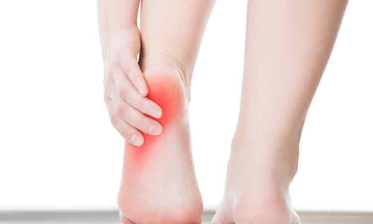 HOMEOPATHY & HEEL PAIN