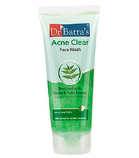 Dr Batra's™ Face Wash - Acne Clear