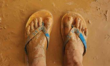Taking Care of Your Feet during Monsoon